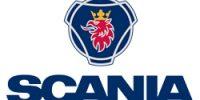 Logo Scania Schwertransporte